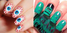 How to do easy nail art :: Video guide using dotting tool