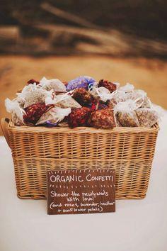 Organic Confetti | Cool Summer Camp Wedding | Nessa K Photography | Bridal Musings Wedding Blog 15