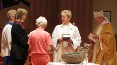 St. Francis' Church Eureka celebrates renewed ministry with Vicar Sally Weaver