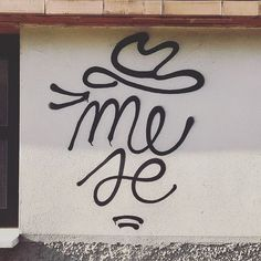 #urbantypography #graffiti #streetart #tag #typography #urbanart via @glimrc