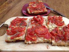 Λαδένια Κιμώλου! Pepperoni, Vegetable Pizza, Vegetables, Recipes, Picasso, Food, Veggies, Rezepte, Essen