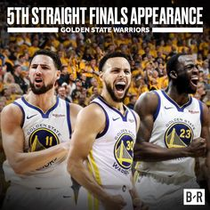 Warriors join the Celtics as the only teams in NBA history to make 5 straight finals 🏀🏀🏀🏀🏀🔥🔥🔥🔥🔥🔥🔥💪💪💪💪💪🙌🙌🙌🙌🙌💧💦💦🌧⛈✊✊✊✊✊👊👊👊👊👊🌟🌟🌟🌟🌟💎💎💎💎💎🔮🤐🤐🤐🤐🤐😤😤😤😤😤😤😤💨💨💨💨💨🏆🏆🏆🏆🎮🎮🎮🎮🎮🎮🎮🔐🔐🔐🔐 2018 Nba Champions, Nba Playoffs, Basketball Funny, Football And Basketball, Golden State Warriors Wallpaper, Calvin Johnson, Draymond Green, Western Conference, Team Player
