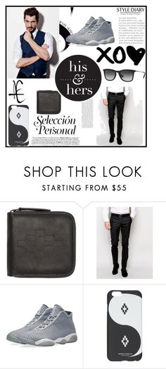 """Sturm- set"" by almin-sturm ❤ liked on Polyvore featuring County Of Milan, Noose & Monkey, NIKE, Ray-Ban, men's fashion and menswear"