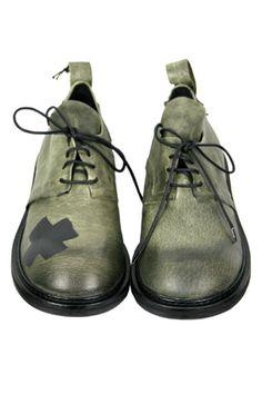 Rundholz Shoes Khaki Green