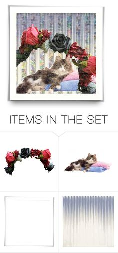 """Geen titel #26021"" by lizmuller ❤ liked on Polyvore featuring art"