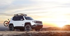 Jeep renegade trailhawk  Photo: jwolfeproductions.com                                                                                                                                                                                 More