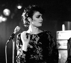 Siouxsie live at Tiffany's Edinburgh 1979