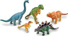 Jumbo Dinosaurs - Set of 5
