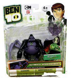 Ben 10 Ultimate Spidermonkey
