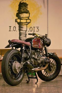 BMW R100 'PARSIFAL' - CAFE TWIN - INAZUMA CAFE RACER