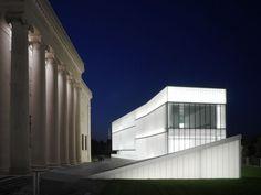 Nelson Atkins Museum of Art, Kansas City, Steven Holl