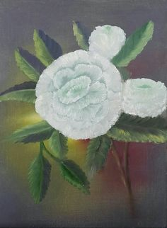Painting by my mom E.E