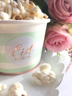 Available in gold, rose gold, or sivler Eid Mubarak Stickers, Eid Stickers, Eid Favours, Favors, Rose Gold, Gallery, Decor, Decoration, Presents