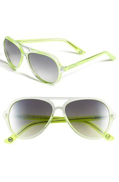 53294f9e8244 MICHAEL Michael Kors 57mm Aviator Sunglasses available at #Nordstrom Cheap  Ray Bans, Cheap Ray