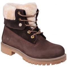 b2f9da903f8 Cotswold Womens Ladies Arlingham Waterproof Lace up Ankle Boots - Winter  Snow Boots - Footwear - Women