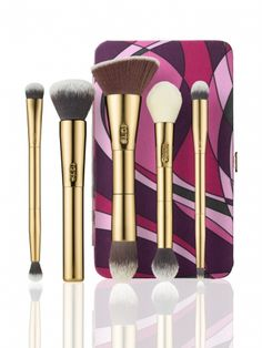 limited-edition tarteist™ toolbox brush set & magnetic palette from Tarte  Cosmetics. you