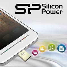 Pendrive'y i Power Banki Silicon Power w ofercie Flashstore