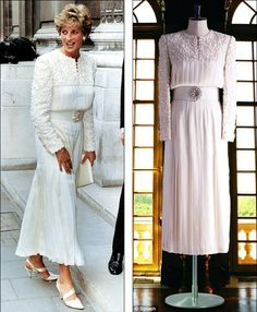 The White Jacques Azagury Dress c1993