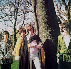 Pink Floyd in Amsterdam, 1967