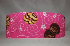 Reversible Fabric Headband Girl Scout by CraftyMomCreationz, $8.00