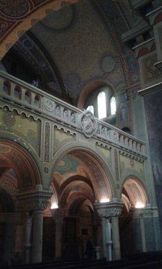Szegedi dóm Barcelona Cathedral, Building, Travel, Viajes, Buildings, Destinations, Traveling, Trips, Construction
