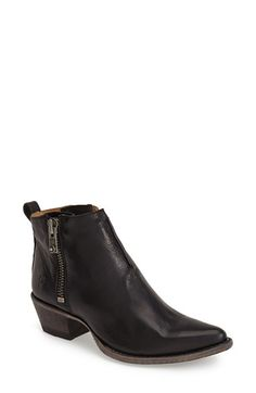 Frye 'Sacha' Washed Leather Ankle Boot (Women) available at #Nordstrom