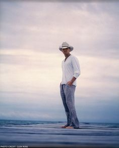 Kenny Chesney-one of my many favorite country singers