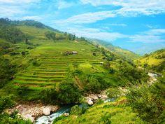 Sapa, Vietnam - honeymoon spot idea