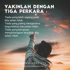 Allah maha mengetahui segalanya tentang kita . . Follow @cintazakat Follow @cintazakat . . https://ift.tt/2f12zSN
