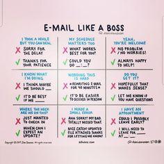 E-Mail auf Englisch schreiben 📧: Wichtige Phrasen und Redewendungen! English Writing Skills, Writing Tips, Essay Writing, Writing Papers, Email Like A Boss, Vie Motivation, Workplace Motivation, Staff Motivation, Workplace Quotes