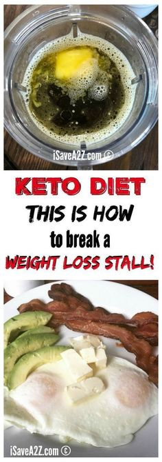 How to break a weight loss stall on keto! IT WORKS! How to break a weight loss stall on keto! IT WORKS! Ketogenic Diet Plan, Atkins Diet, Keto Meal Plan, Diet Meal Plans, Ketogenic Recipes, Low Carb Recipes, Diet Recipes, Keto Foods, Paleo Diet