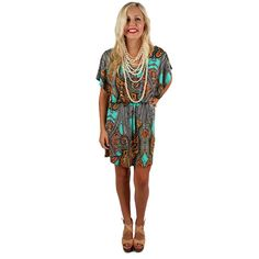 Sweet & Free Dress | Impressions Online Women's Clothing Boutique #shopimpressions