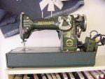 Vintage Historical BERNINA Sewing Machines