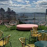 Best rooftop brunches in NYC