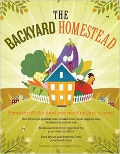 Are you ready to get off the grid or maybe start a commune {wink}? This comprehensive guide to self-sufficiency gives you all the information you need to survive. From vegetables to chickens to honey