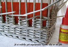 The Perfect DIY Unique Storage Basket From Old Newspaper - The Perfect DIY