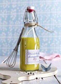 Unser beliebtes Rezept für Holunderblüten-Vinaigrette und mehr als 55.000 weitere kostenlose Rezepte auf LECKER.de.