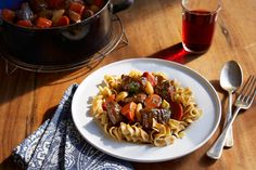 Braised Pork With Red Wine Recipe - NYT Cooking