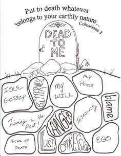 Group drawing created by various members of our Bible Study at New Beginnings Christian Church (NBCCRVA) in Richmond, Virginia USA.  It was made to be shown at church the Sunday before Halloween.    Also visit www.flickr.com/photos/artoffering to view original artwork submitted by our church members and friends.