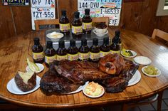 Stubby's BAR-B-Q in Hot Springs Arkansas; one of the places I miss about leaving Arkansas (and miss Facci's too)