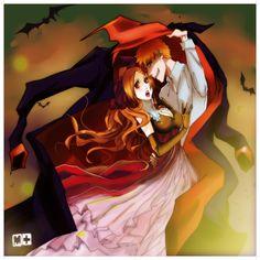 ichigo and orihime vampire