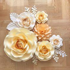 Dalia #cveceodpapira #cvetnizid #nofilter #paperflowers #paperroses #pozadinaodcveca #dekoracija #dekoracijavencanja #dekoracijarodjendana