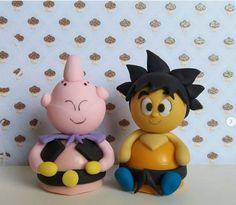 Inspire sua Festa ® | Blog sobre festas e maternidade Goku Birthday, Goku Super, Christmas Ornaments, Holiday Decor, Inspiration, Birthday Celebrations, Dbz, Instagram, Naruto Birthday