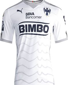 Monterrey 2015-16 PUMA Away Kits 3204525faf688