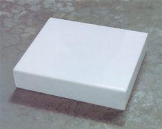 Milkstone par Wolfgang Laib Wolfgang Laib, Less Is More, Minimalism, Sculpture, Ceramics, Artist, Decor, Milk, Stone