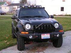 DD/Offroad Jeep Liberty by 03CDKJ - Expedition Portal