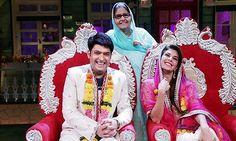 Kapil Sharma and Jacqueline Fernandez got married