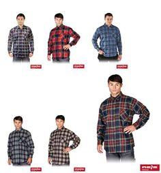 Koszula Flanelowa 100% BAWEŁNA SUPER CENA !!!