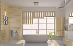Bathrooms That Amazing With Wallpaper | Encouraged to be able to my personal blog, in this moment We'll provide you with concerning Bathrooms That Ama... http://zoladecor.com/bathrooms-that-amazing-with-wallpaper