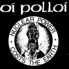 Oi Polloi Back Patch